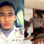Sosok Bripda Miftahul Idris, Polisi Muda yang Bunuh Diri di Musola, Istrinya Polwan Cantik