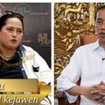 Setelah Ramal Pesawat Jatuh, Mbak You Ramal Jokowi Lengser di 2021