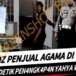 Video Ustaz Yahya Waloni Ditangkap, Benarkah? Cek Faktanya di Sini.