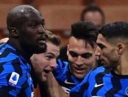 Jadwal Liga Italia – 6 Laga Terakhir Inter Milan Menuju Juara