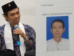 Ustaz Abdul Somad Dikabarkan akan Nikah Lagi, Calon Istri Berusia 19 Tahun, Intip Paras Cantiknya!