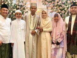 Sah! 9 Momen Sakral Pernikahan Ustadz Abdul Somad dan Fatimah Az Zahra