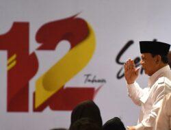 Survei Litbang Kompas: Elektabilitas Prabowo Tertinggi, Disusul Anies, dan Ganjar