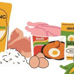 Daftar Sembako-Sembako yang Dikenakan PPN Secara Nasional