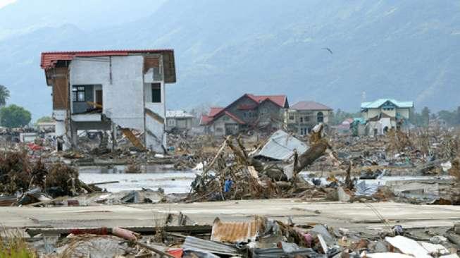 Kisah Cheng, Masuk Islam usai Lihat Malaikat Angkat Masjid saat Tsunami Aceh