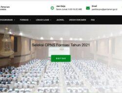 Kementerian Pertanian Buka Formasi Lulusan SMA Sederajat, Pelamar Masih Sedikit, Peluang Jadi CPNS Lebih Besar