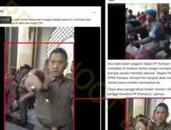 CEK FAKTA: Benarkah Satpol PP Membabi Buta Bubarkan Salat Berjamaah di Riau?