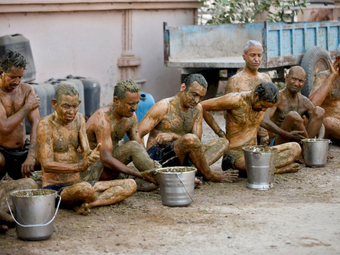 Bukan Emas atau Uang, Gerombolan Pencuri di India Malah Curi Nyaris 1 Ton Kotoran Sapi