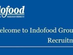 Lowongan Tamatan SMA dan SMK di PT Indofood Ada 27 Posisi, Cek Syaratnya