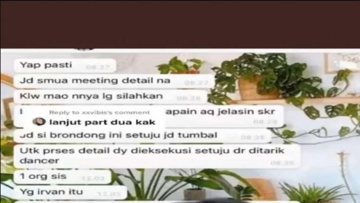 Viral Arisan Sosialita Pakai Tumbal Brondong di Pondok Indah
