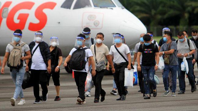 Warga Asing Masuk Indonesia di Masa PPKM Darurat, Luhut: Tidak Bisa Menutup Pintu Masuk Sembarangan