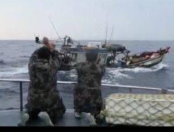 Nelayan Ketakutan Cari Ikan karena Kapal Perang China Mondar-mandir di Laut Natuna